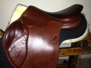 KB jumping saddle